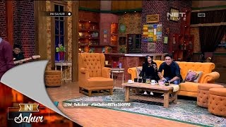 Ini Sahur 13 Juli 2015 Part 2/7 - Dominique, DJ Yasmin, Deva Mahenra, Arie Kriting dan Sylvia Fully