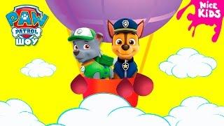 Щенячий патруль ИГРА щенков Paw Patrol Игры и развлечение для детей