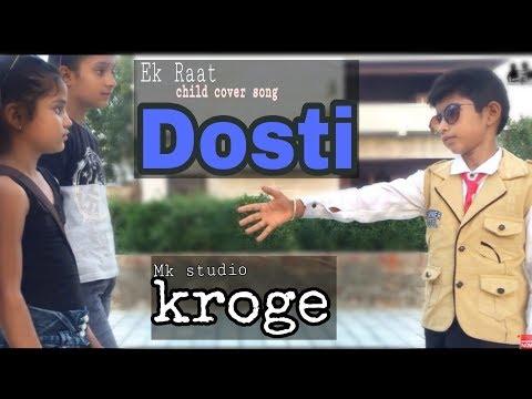 Ek Raat || Vilen || Child Cover Divyansh  Ishu || Desi Love Story || Mk Studio