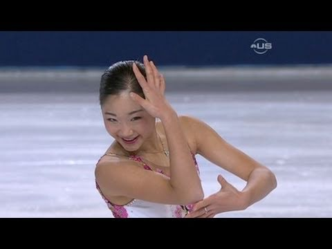 Mirai Nagasu takes 2nd in Paris - from Universal Sports