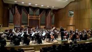 D. Shostakovich cello concerto no 1, E-flat major, op 107 (Live Video)