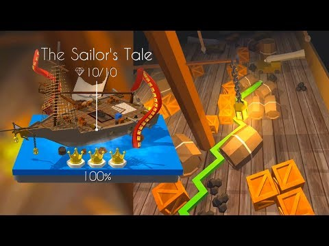 Dancing Line - The Sailor's Tale