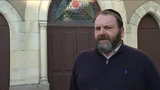 Nantes : témoignage d'Ariel Bendavid Rabbin régional Bretagne-Pays de la Loire