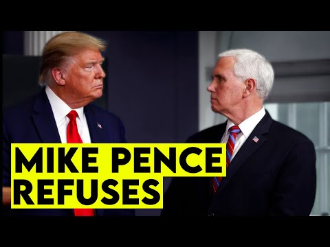 Trump Orders March and Pence Responds w/ National Guard