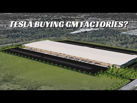Will Elon buy the closed GM Factories?
