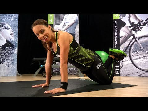 Total body workout... in one ultimate strength move   Herbalife Workout