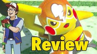 Pokkén Tournament Review - TheJWittz