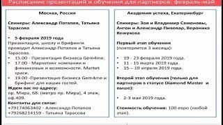 04.02.19 Gem4me. Новости от Натальи Аршавской – 28 мин