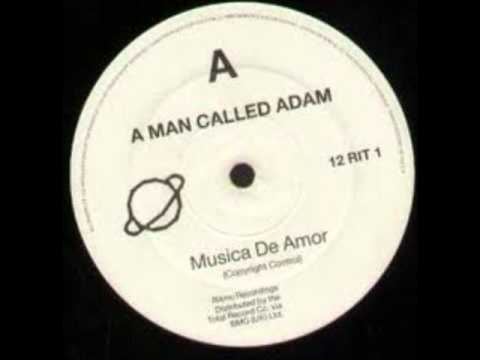 A man called Adam - Musica de Amor