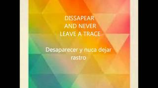 Kaskade -Disarm You (Lyrics español)