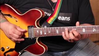 Gibson ES 335 - 1965 - Guitar Review by Gino Matteo