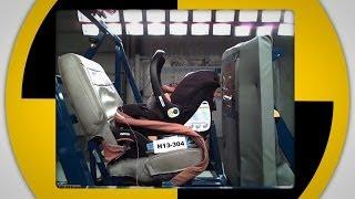 Consumer Reports designs new car seat crash test | Consumer Reports