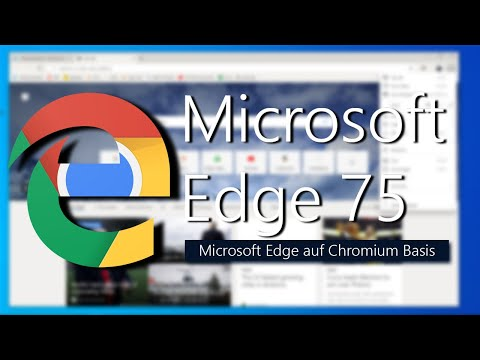 Microsoft Edge mit Chromium: Hands-On Review / Test (inkl. DOWNLOAD)