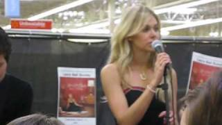 Watch Laura Bell Bundy Curse The Bed video