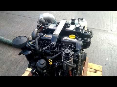 Cummins Mercruiser 1.7 120hp Inboard Marine Diesel Engine