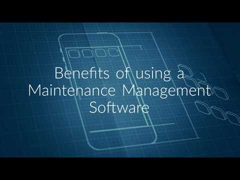 Benefits Of Using A Maintenance Management Software