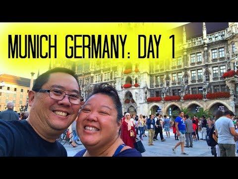 Munich German: Day 1