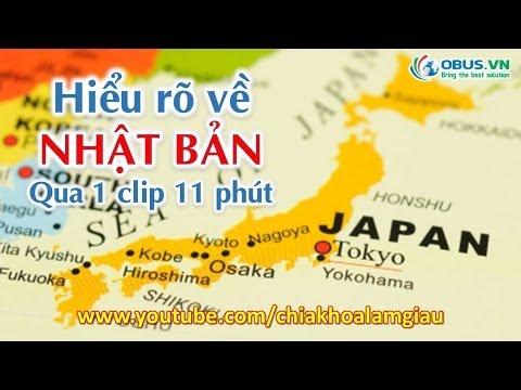 Hiểu rõ về Nhật Bản qua clip 11 phút [OBUS.VN]