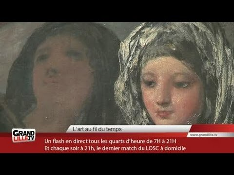 La région des musées : Le Palais des Beaux Arts de Lille