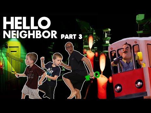 PBT Fidget Spinners! Hello Neighbor Part 3 Twin Toys Kids Jumpscare