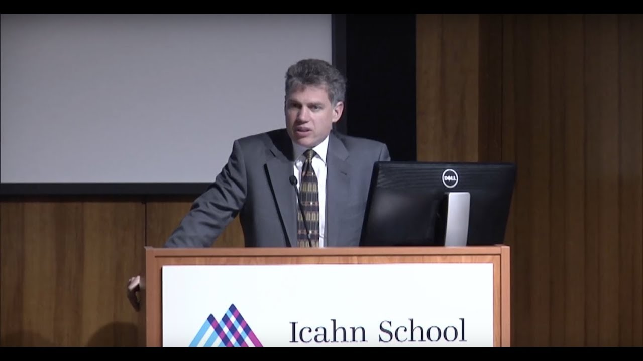 2016 Douglas West Annual Lecture with R. Sean Morrison, MD
