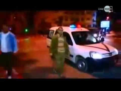 Nuit avec la police marocaine - YouTube