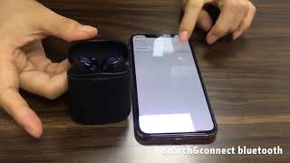 H802A: fancy stereo sound quality + support wireless charging!