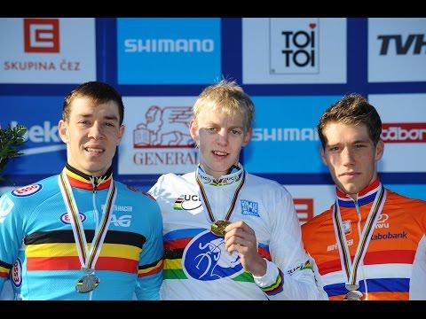 FULL REPLAY | Under 23 Men's Race | 2015 UCI Cyclo-cross World Championships - Tábor, Czech Republic