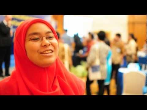 Erasmus Mundus Alumni from Indonesia: Ms Dyan Garneta