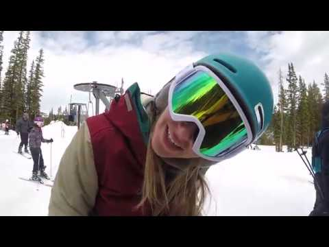 Snowboarding & Skiing Copper Mountain, CO March 2018