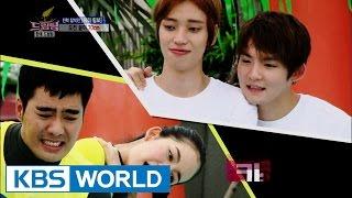 Let's go! dream team ii | 출발드림팀 ii : korea-thailand dream team, part 1  (2015.11.19)