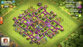 Shout out #1 (Clash of Clans) Preston