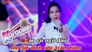 Thuyền Bỏ Bến Xưa Remix Karaoke - Beat Diệp Hoài Ngọc
