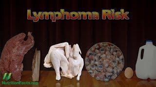 Zjištění o lymfomu ze studie EPIC