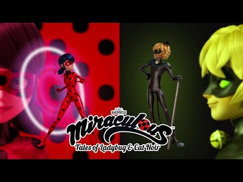 MIRACULOUS | 🐞 SEASON 2 - NEW OPENING 🐞 | Tales of Ladybug and Cat Noir