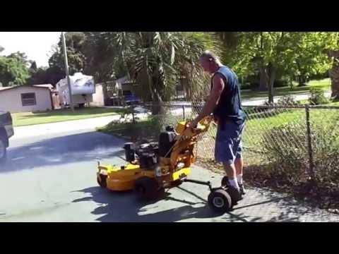 Wright velke  mower Jacksonville Fl