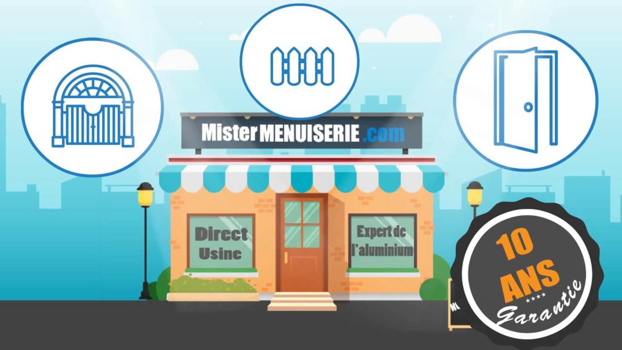 Menuiserie De France Merignac magasin mistermenuiserie à merignac