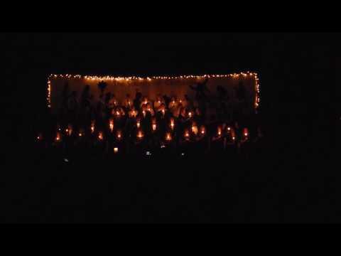 Stille Nacht, South Rowan High School Chorus, 2016-12-19