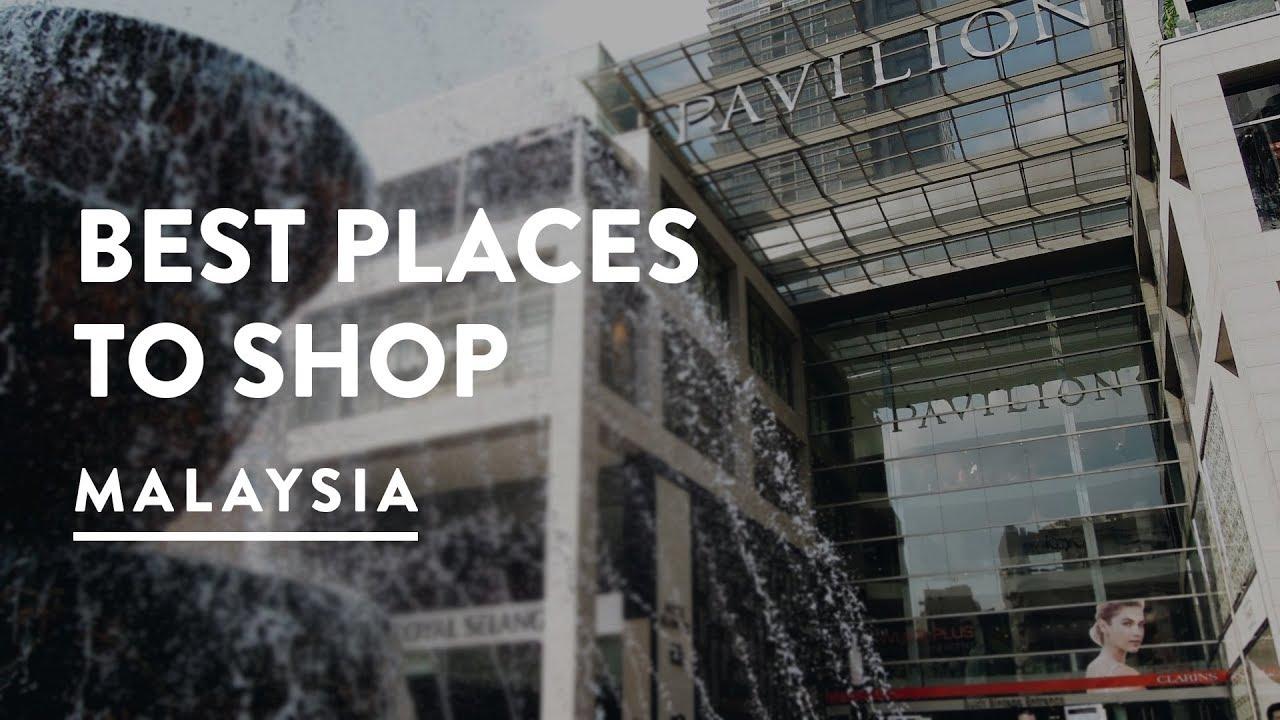 Best Shopping Kuala Lumpur Pavilion Mall Bukit Bintang Malaysia Travel Vlog 083 2017