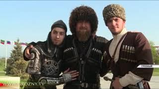 Чеченскую Республику посетили актёры всемирно известного турецкого сериала «Воскресший Эртугрул»