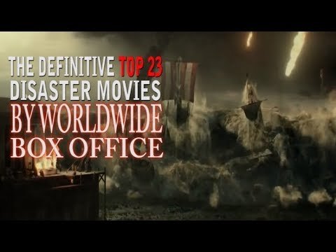 Top 23 Disaster Movies