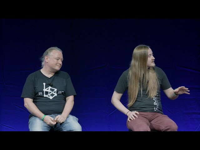 Panel: Bridges to...Somewhere? (Devcon5)