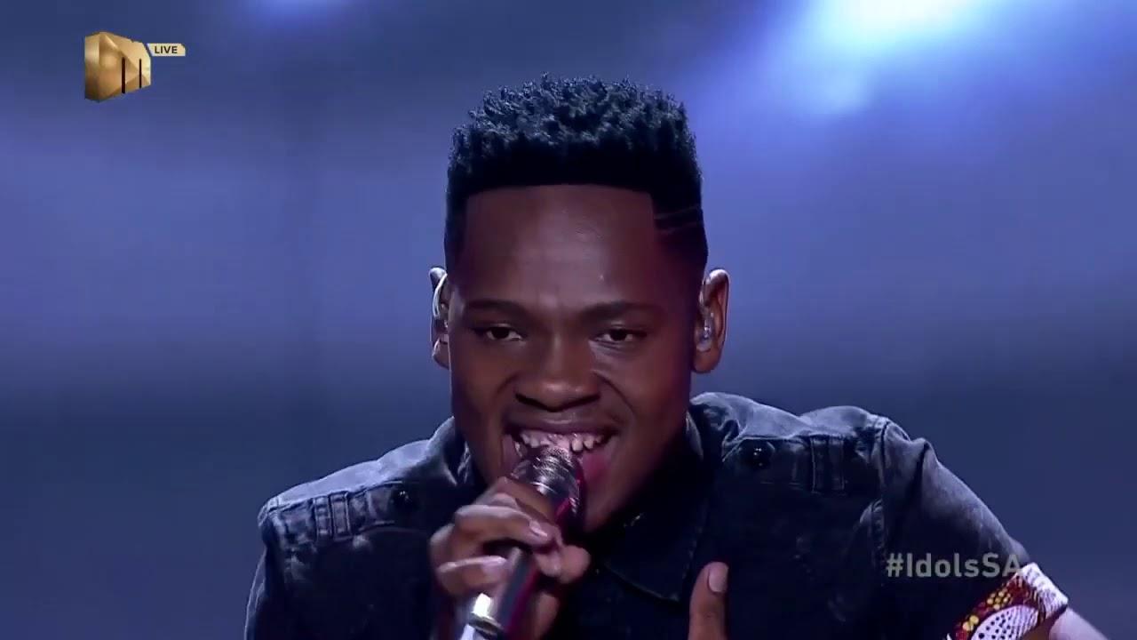 Top 6 Mr Music Ngaqonywa Idols Sa S16 Live Shows Mzansi Magic Youtube