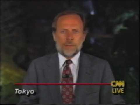 TEN Breaking News - President Bush Collapses in Tokyo (1992)