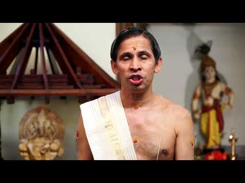 Chothi I September 2017 Onam Special I Kanippayyur Narayanan Namboodiripad