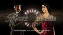 Roxy Palace Online Casino gratis bonuserbjudande - 100 kr bonus, ingen insättning krävs!