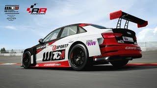 Raceroom Racing Experience: (Гоняем на джойстике ) Стрим