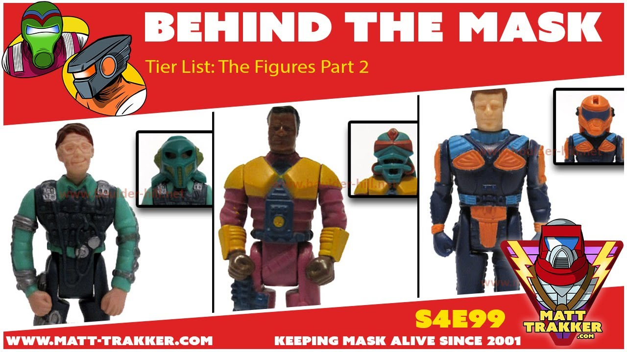 Tier List: The Figures Part 2 - S4E99