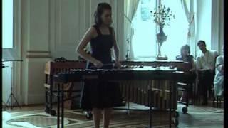 Marianna Bednarska (xylophone) plays Csardas by V. Monti