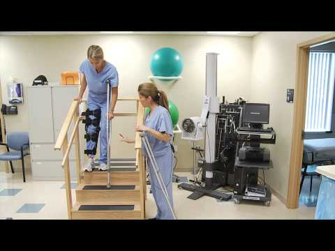 Post Operative Crutch Walking Non Weight Bearing Youtube